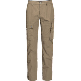 Jack Wolfskin Lakeside - Pantalon Homme - marron